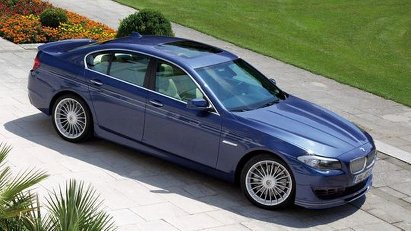 Der BMW Alpina B5 Biturbo