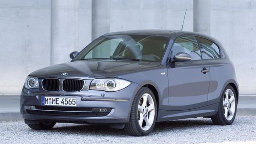 BMW will unter anderem Fahrzeuge der 1er-Reihe bereitstellen