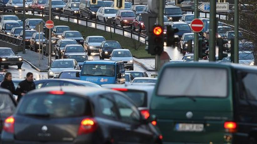 Carsharing: Surfen, klicken, Auto fahren