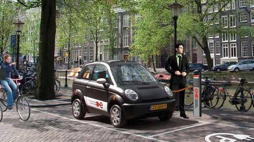 Elektromobilität: Zuckerbrot und Peitsche in Amsterdam