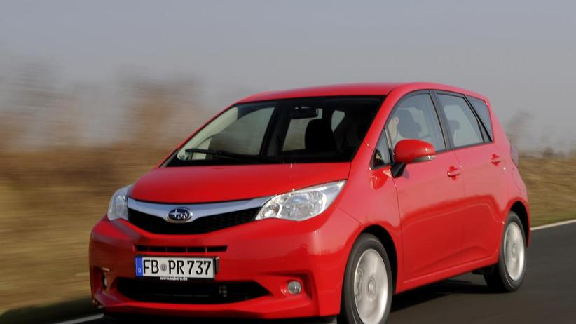 Neuvorstellung: Ein Toyota-Klon von Subaru
