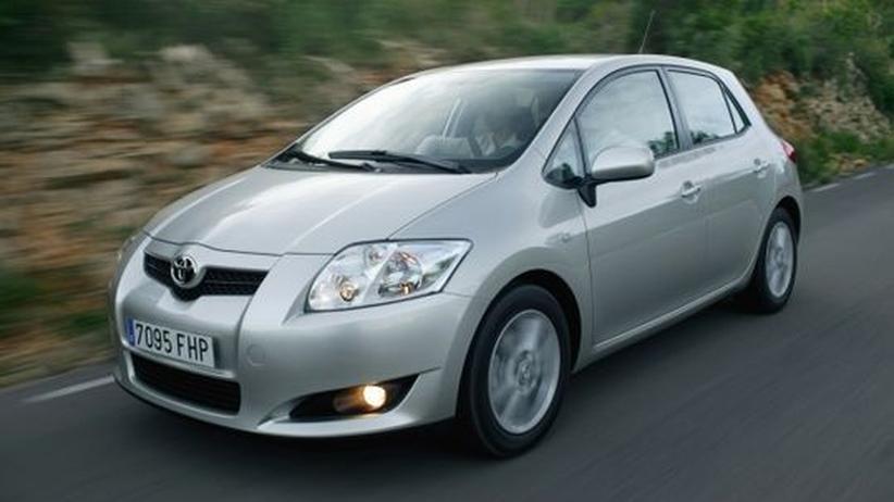 Toyota Auris Hybrid: Ein Stadtkind
