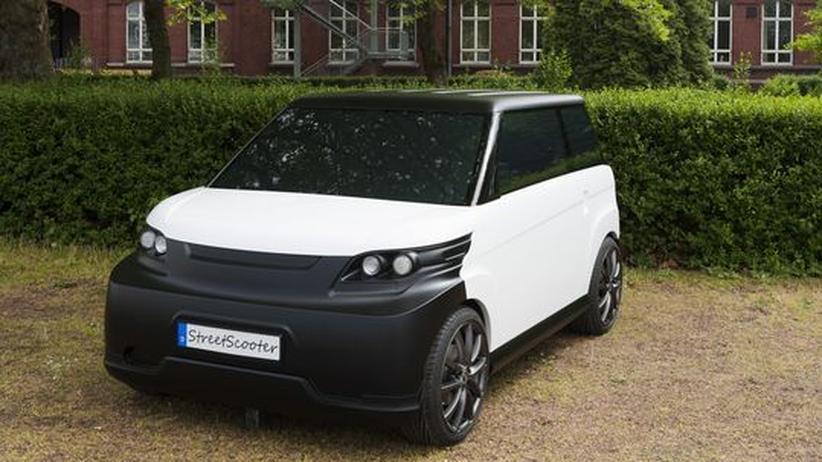 elektromobilit t das auto kostet nur 5000 euro zeit. Black Bedroom Furniture Sets. Home Design Ideas
