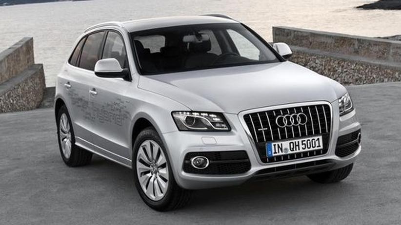 Neuvorstellung: Audi holt den Hybrid-Rückstand auf