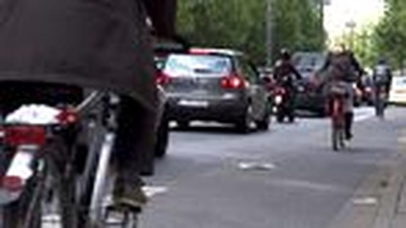 Radverkehr: Der mühsame Weg zur Fahrradstadt