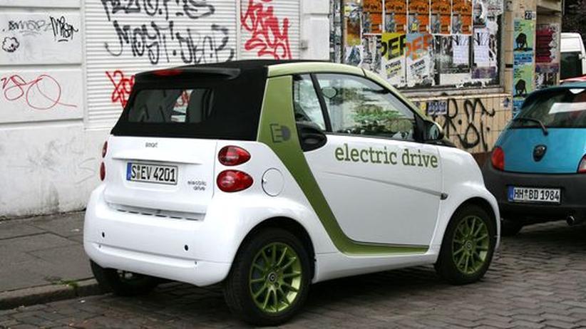 Elektroauto: Hayeks Traum wird wahr