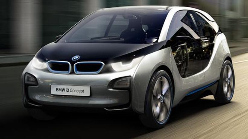 Elektroauto: Das Wagnis BMW i3