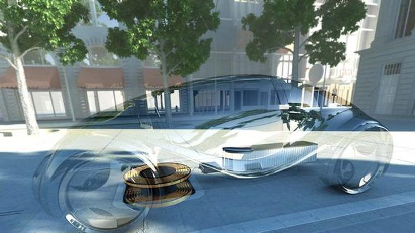 Elektromobilität: Kabellos tanken