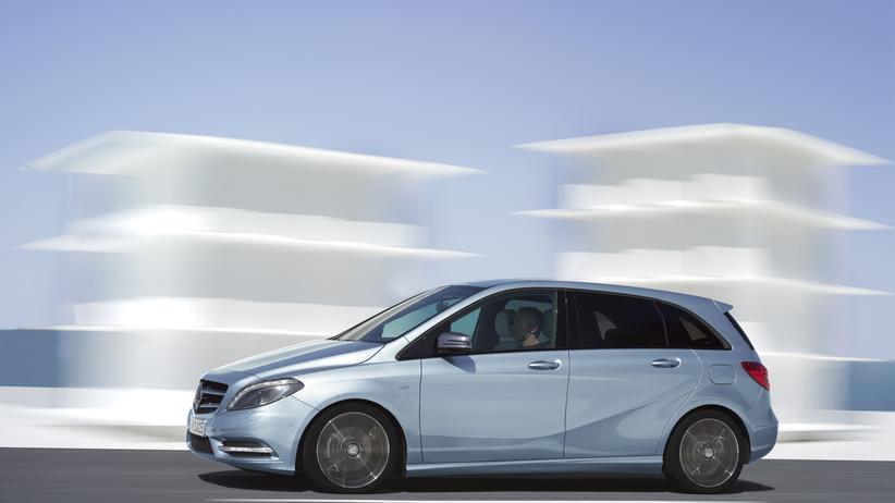Kompaktautos: Daimler wagt den Neuanfang in der Golf-Klasse