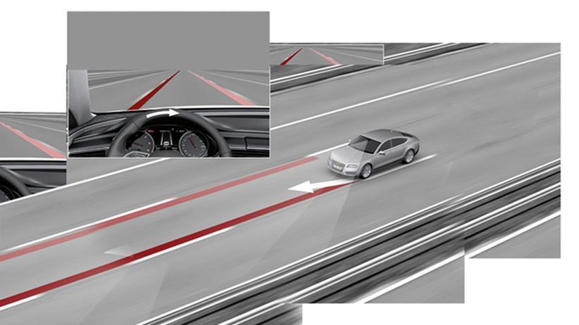 Sicherer fahren: Des Fahrers unsichtbare Helferlein