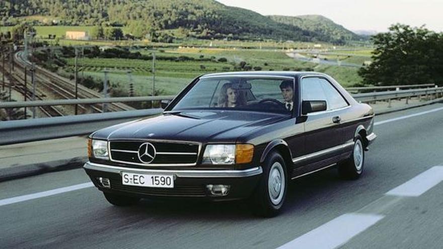 Mercedes Benz Alte Autos Sollen Das Image Der Marke Verjungen