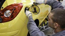 Umrüstung eines Opel Corsa auf Autogas-Betrieb