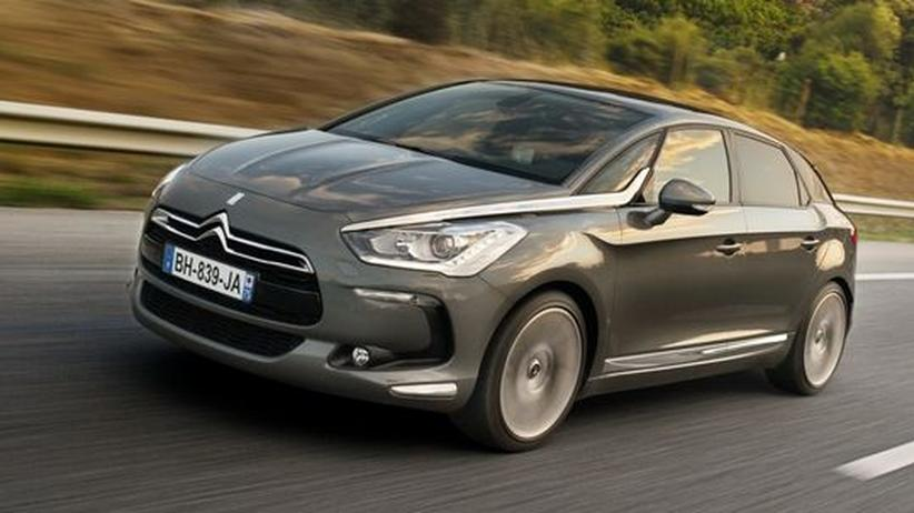 Fahrbericht DS5: Der Citroën-Avantgarde fehlt der Fahrkomfort