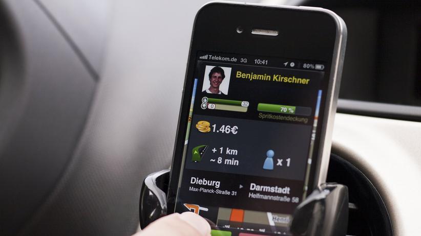 """Mobilität der Zukunft: Einfach den """"Ich will heim""""-Button drücken"""