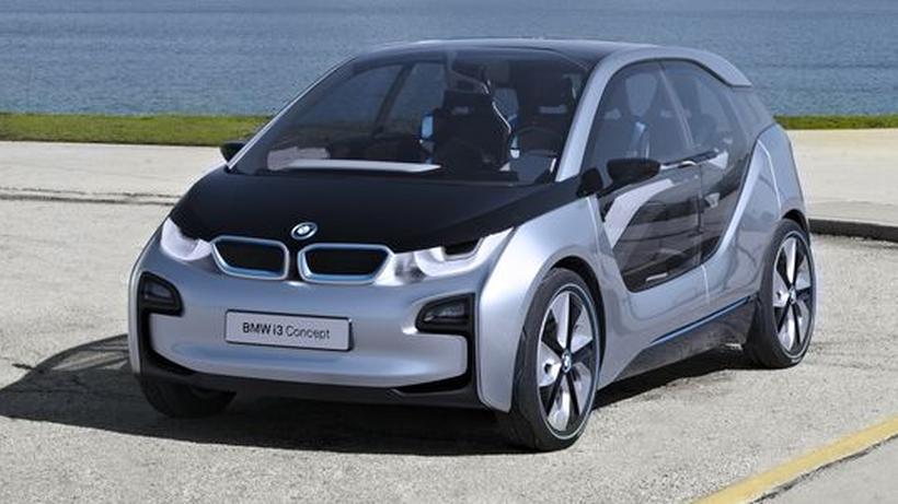 Auto Der Zukunft Bmw Setzt Alles Auf Karbon Zeit Online
