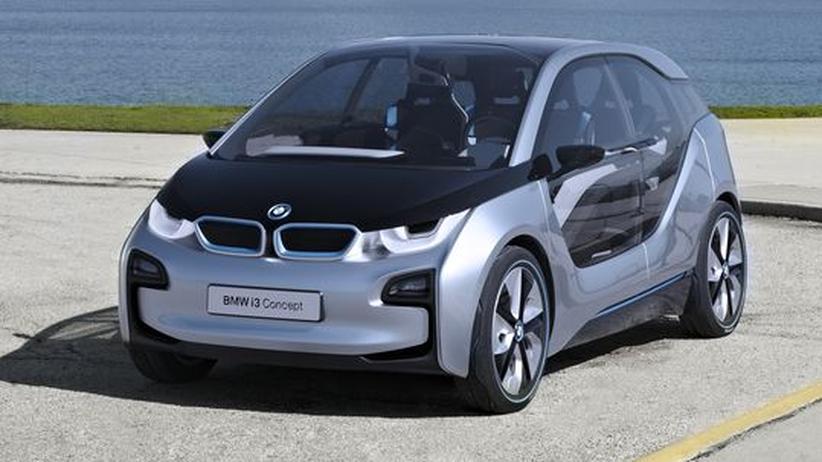 Auto der Zukunft: BMW setzt alles auf Karbon