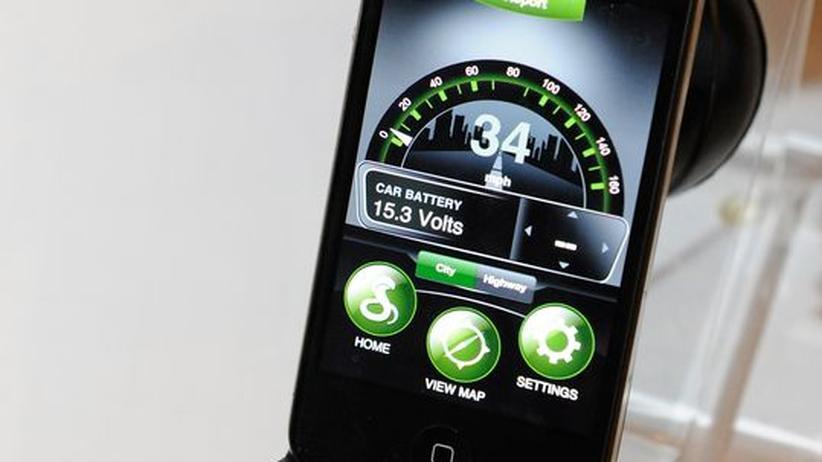 Consumer Electronics Show: Schlaues Auto dank Smartphone