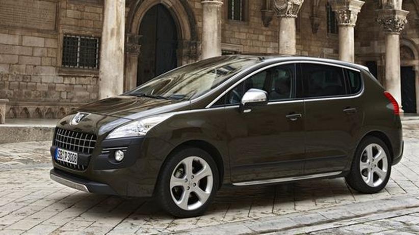 Peugeot 3008 2.0l HDi: Einer für alle
