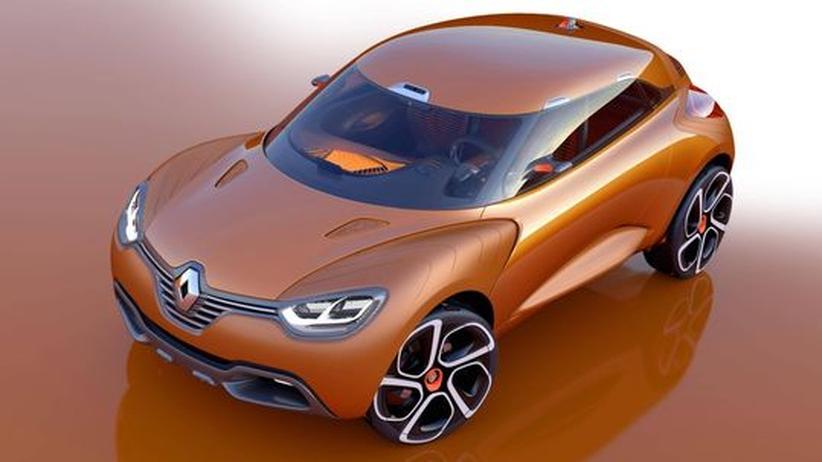 Autodesign: Renault sucht seine Linie