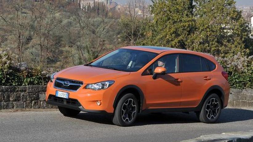 Neuvorstellung Subaru XV: Subaru sucht den urbanen Abenteurer