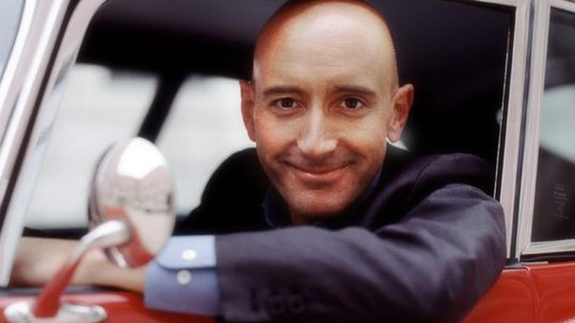 Der Autodesigner Paolo Tumminelli
