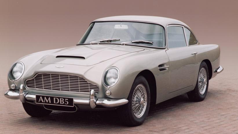 Bond-Autos: 007s Liebe zum Aston