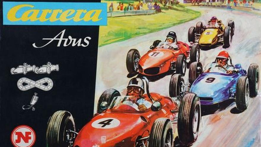 100 Jahre Autorennbahn: Formel 1 im Kinderzimmer | ZEIT ONLINE