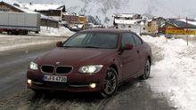 Der BMW 320d xDrive