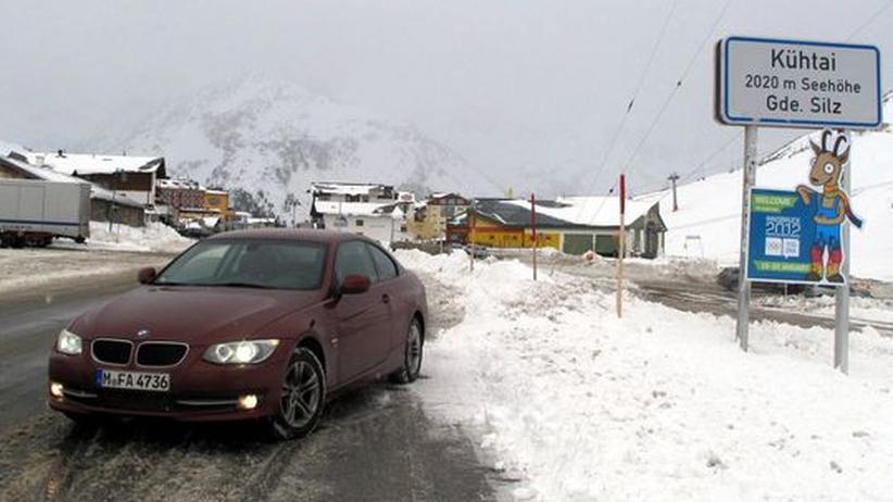 Fahrbericht BMW 320d xDrive: Souverän aufs Hochplateau