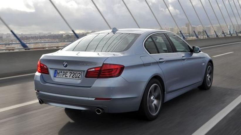 BMW Hybrid: Ein Fahrzeug fürs Prestige