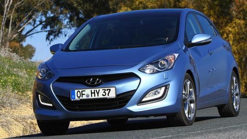 Hyundai i30: Da scheppert nix