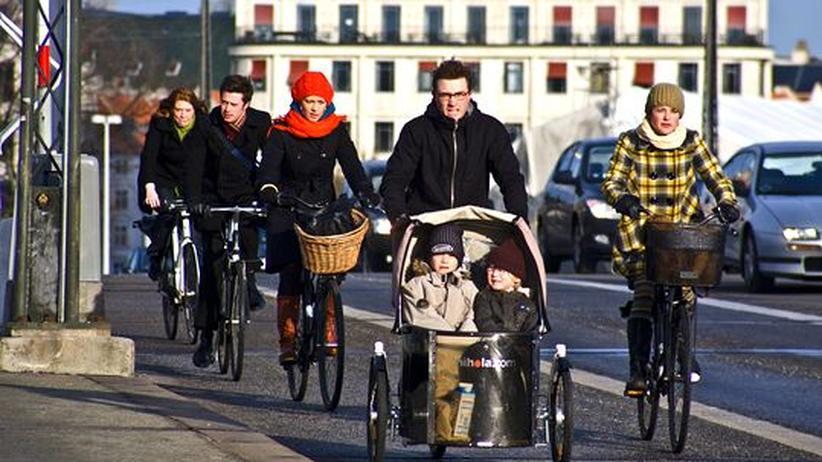 Radfahren: Mach's wie Kopenhagen