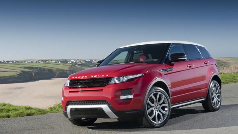 Range Rover Evoque: Ein Wagen, der nicht weiß, was er sein will