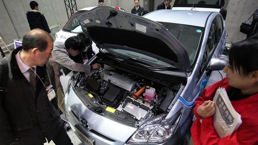 Alternative Antriebe: Japan ist Spitzenreiter bei Elektromobilität
