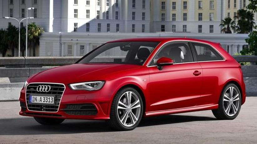 Neuvorstellung A3: Audi entdeckt das Erdgas