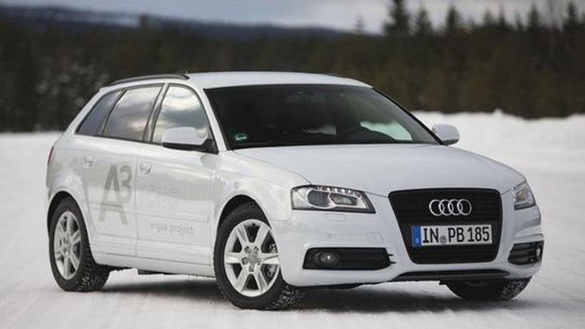 Alternativer Antrieb: Audi produziert sein Erdgas selbst
