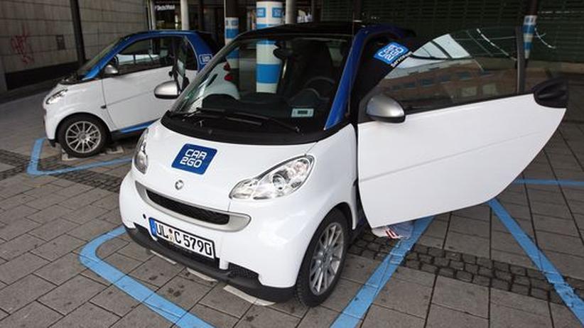Carsharing: Wettstreit um die lukrativste Parkposition