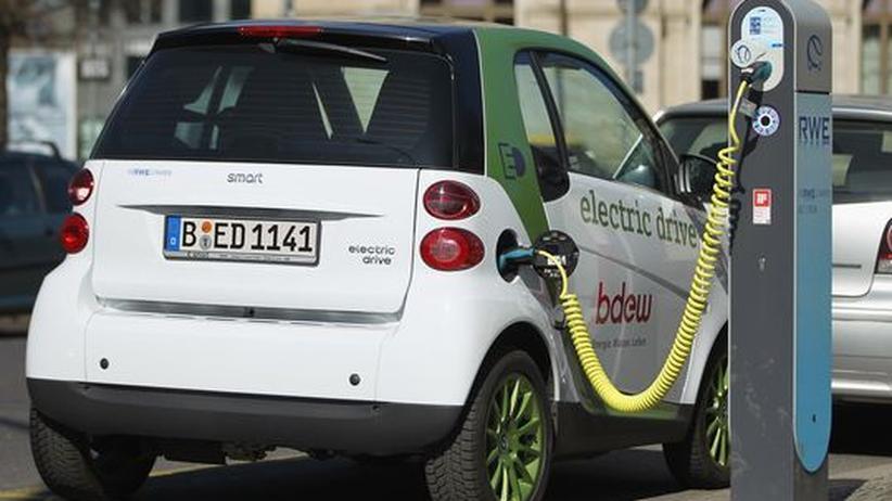 Mobile Metering: Den Stromzähler hat das Elektroauto dabei