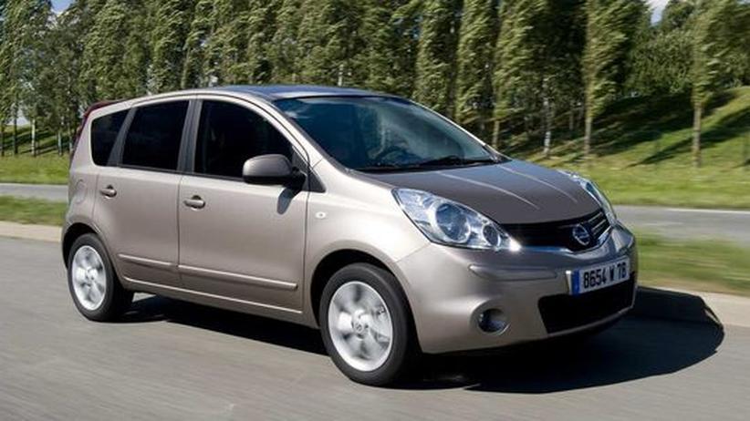 Gebrauchtwagen: Ein Wagen für Klein-Umzug bis Kleinfamilie