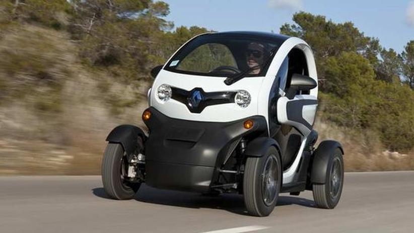 Urbane Mobilität: Carsharing verstärkt den Trend zu Mikromobilen