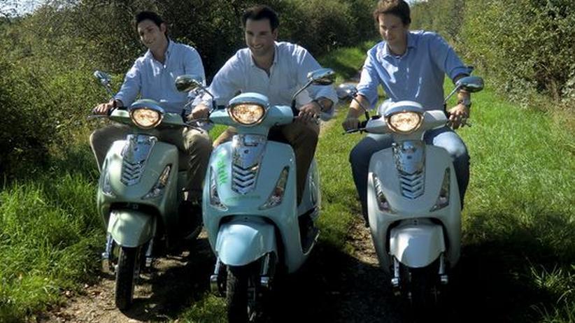 Elektromobilität: Kumpane unter Strom