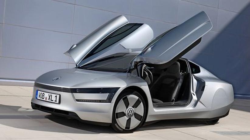 Kleinserie: Volkswagen bringt 2013 das Ein-Liter-Auto