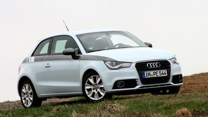 Praxistest Audi A1: Aller Audi Anfang