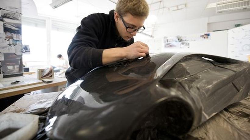 Autodesign Studium Furs Auto Von Morgen Ackern Zeit Online