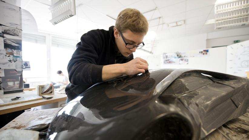 Autodesign-Studium: Fürs Auto von morgen ackern