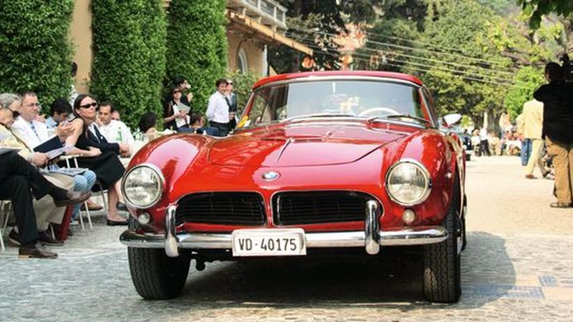 Autoklassiker: Lieber Oldtimer als Aktien kaufen