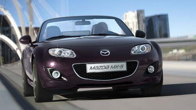 Mazda MX-5 Hamaki: Offene Therapie