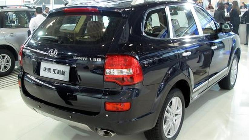 Automesse Peking: Die SUVs erobern China