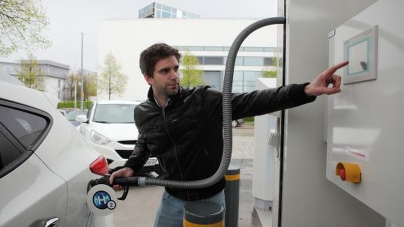 Alternativer Antrieb: Wasserstoff-Autos auf Weltrekordfahrt