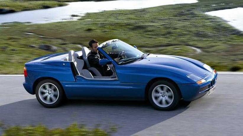 Autoklassiker Z1: Roadster mit Querlüftung